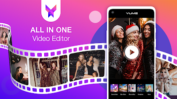 Yume Video Maker From Photos, Video Effects Editor