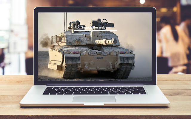 Military Tanks HD Wallpapers Theme