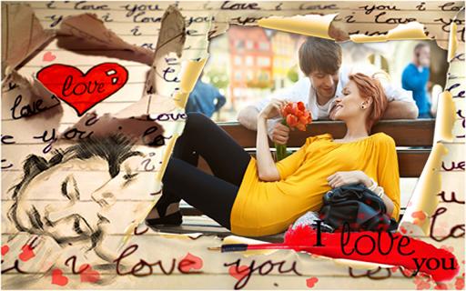 玩模擬App|相框找到照片了爱免費|APP試玩