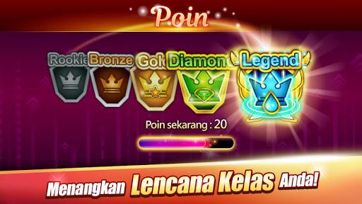 LUXY : Domino & Pokeru00a0u2013 Gaple QiuQiu QQ 99 Remi 5.1.6.0 screenshots 6