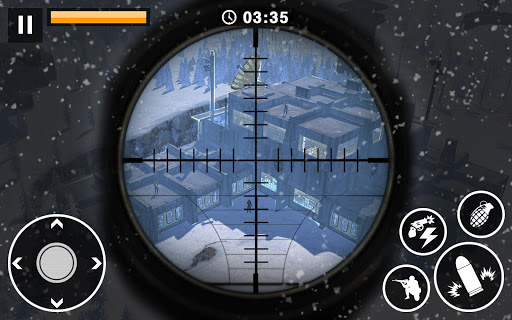 Call for War - Winter survival Snipers Battle WW2 2.0 androidappsheaven.com 3
