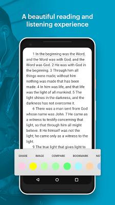 Bible - screenshot