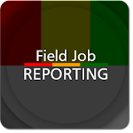 Field Job Reporting Icon