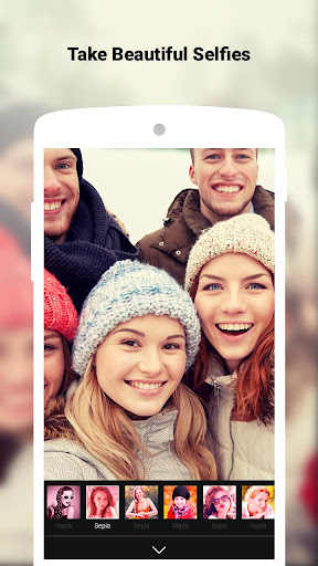 Selfie Camera Expert 3.1 screenshots 7