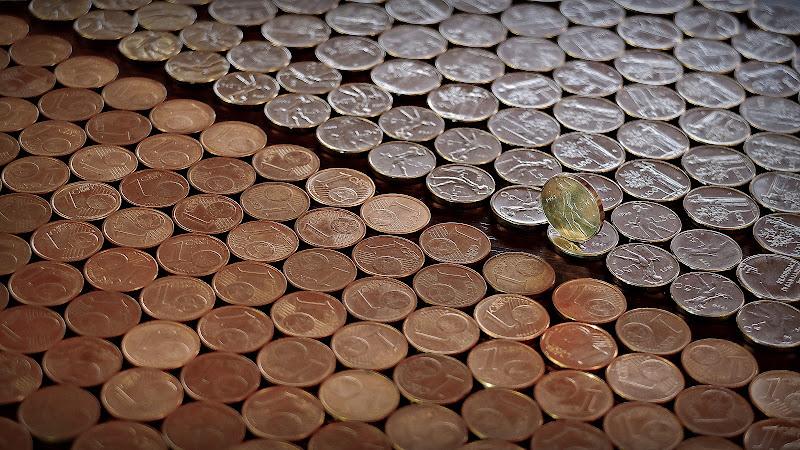euro versus lire di massimo bertozzi