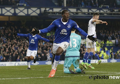 Everton-spits en Rode Duivel Romelu Lukaku is genomineerd voor de prestigieuze Young Player of the Year award
