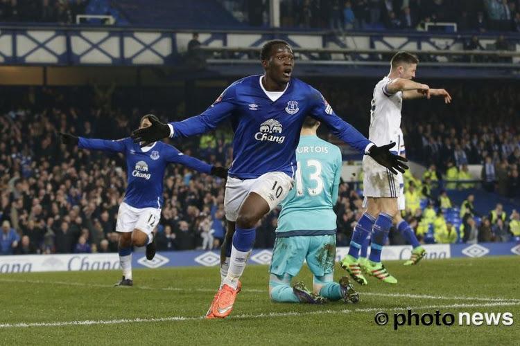 Everton prépare déjà le départ de Lukaku