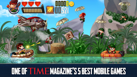 Ramboat: Shoot and Dash 3.11.1 (Unlimited Gold/Gems) MOD Apk 1