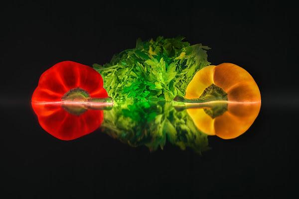 Light Peppers di Heisen22
