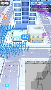 Crowd City MOD (Unlimited Time) 4