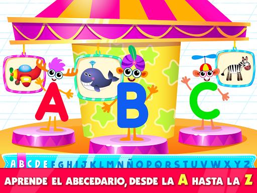 Bini Super ABC juego! Juegos educativos para niños screenshot 10