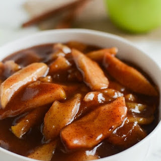 Crock Pot Cinnamon Apples Recipes