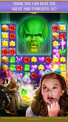 The Wizard of Oz Magic Match 3 apklade screenshots 2