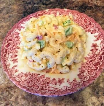 Take-Along Macaroni Salad