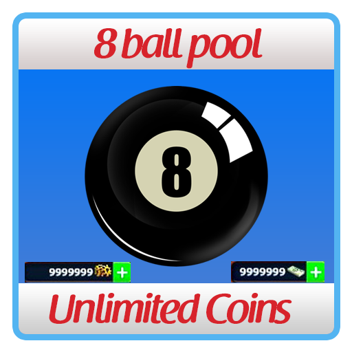 Generate Coins for 8 ball pool 生產應用 LOGO-玩APPs