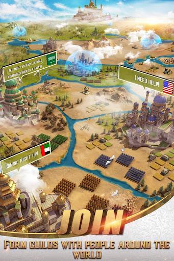 Conquerors: Golden Age 2.0.1 screenshots 5