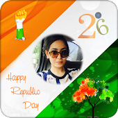 Republic Day Photo Frames - Happy Republic Day