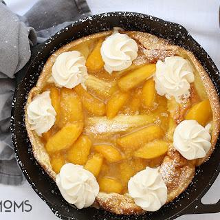Peaches & Cream Dutch Baby