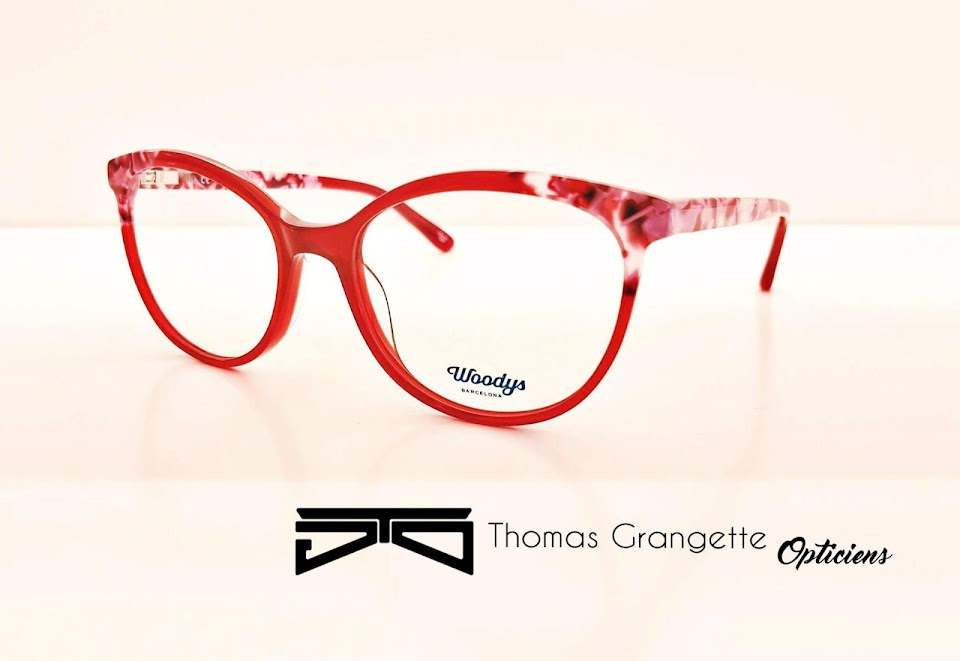 WOODYS ROUGES LUNETTES