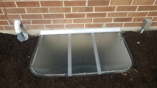 Glencoe, IL HandyManny Custom Window Well Covers