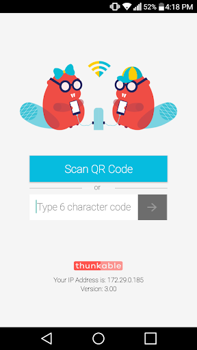 Thunkable Classic Live for Android 4.02 screenshots 1
