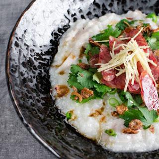 Congee Condiments Recipes