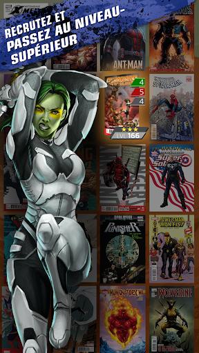 Marvel Puzzle Quest  captures d'écran 2