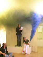 Photo: PRETTY, PRETTY, PRETTY GOOD. Der zweite Salon des Arts - Performance Melanie Ohnemus und Tanja Widmann