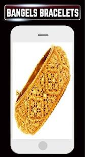 Bangle Design Bracelet Diamond Jewellry Collection - náhled