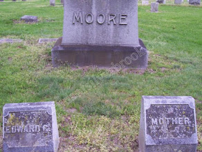 Photo: Moore, Edward C. & Mother