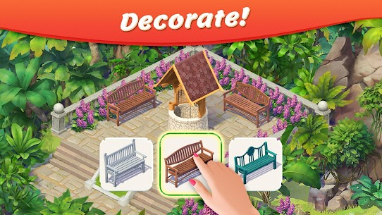 Tropical Forest Mod Apk 2.14.1 (Free Shopping) 3