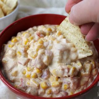 Crock Pot Creamy Corn Dip Recipe