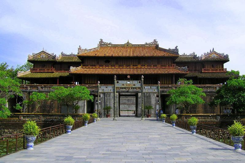 Du lich Đà Nẵng - Hội An - Bà Nà - Huế - Động Phong Nha