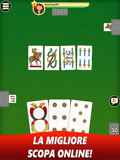 Scopa Online - Gioco di Carte  screenshots 5