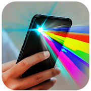 Color Phone flashlight -Color Call Flash Torch led