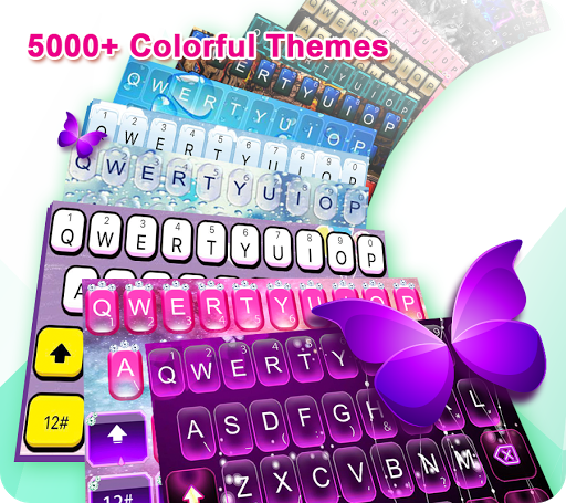 TouchPal Keyboard-Cute Emoji,theme, sticker, GIFs 7.0.6.0_20190510163839 screenshots 1