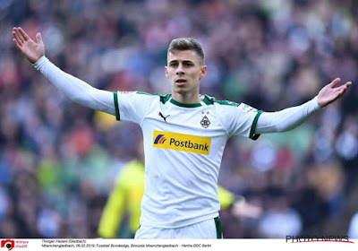 Transfer Thorgan Hazard zit in het slop
