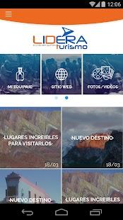 Lidera Turismo - náhled
