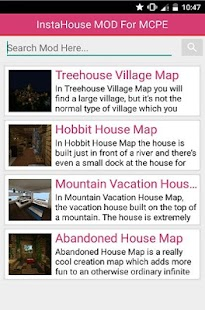 Instahouse MOD For MCPE  Android Apps on Google Play