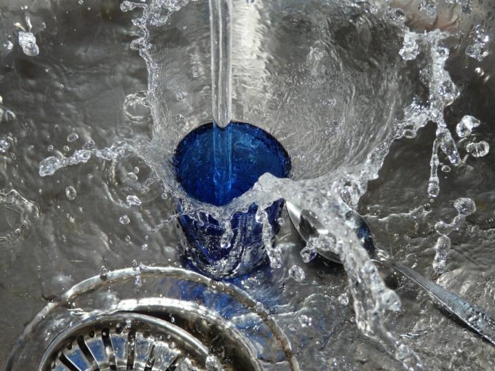 Glass, Iron and water di francesco.stegani