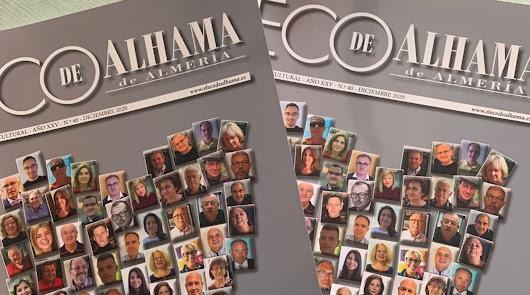 'El Eco de Alhama' cumple 25 años: el virus no ha podido con la revista