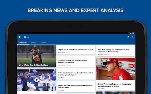 CBS Sports - screenshot thumbnail