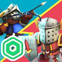 Pocket Battles - Free Robux - Roblominer icon
