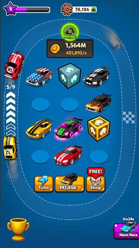 Merge Battle Car: Best Idle Clicker Tycoon game screenshots 7