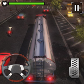 Oil Cargo Transport Truck Android APK Download Free By Toucan Games 3D