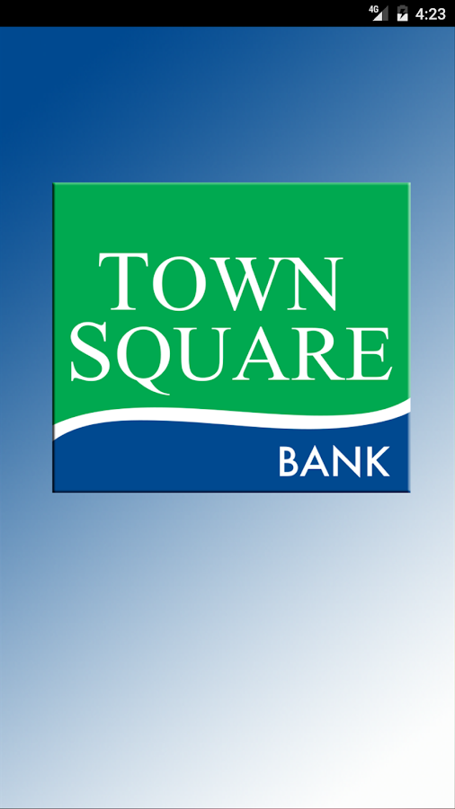 Town Square Bank Mobile- screenshot