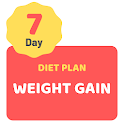 Weight Gain In 7 Days - How To Gain Weight Fast icon