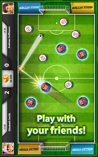 Soccer Stars 4.4.1 screenshots hack proof 2