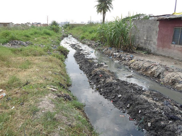 Drainage ditches in Dar es Salaam CREDIT: Ramani Huria