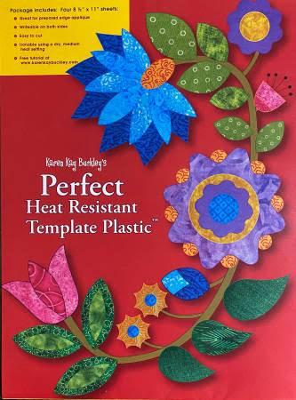 Perfect Heat Resistant Template Plastic ( 16560)